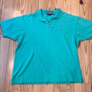 Vineyard Vines Green Polo Shirt